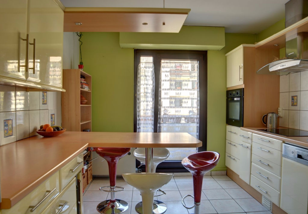 APPARTEMENT 4 PIECES A COLMAR : SOUS COMPROMIS