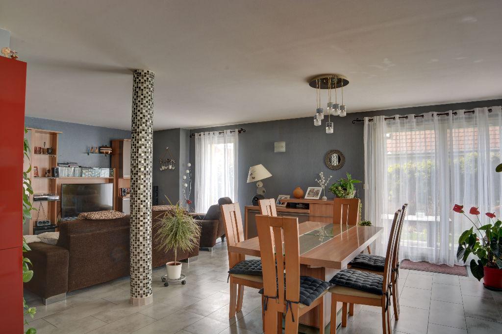 Appartement 92 m² Duplex avec jardin -VENDU ! –