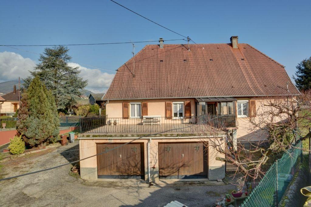 Maison HATTSTATT 5 Pièces 120 m² – VENDU –