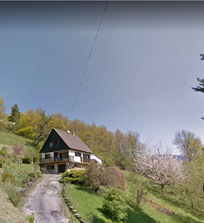 Maison ossature bois  à Villé – VENDU –