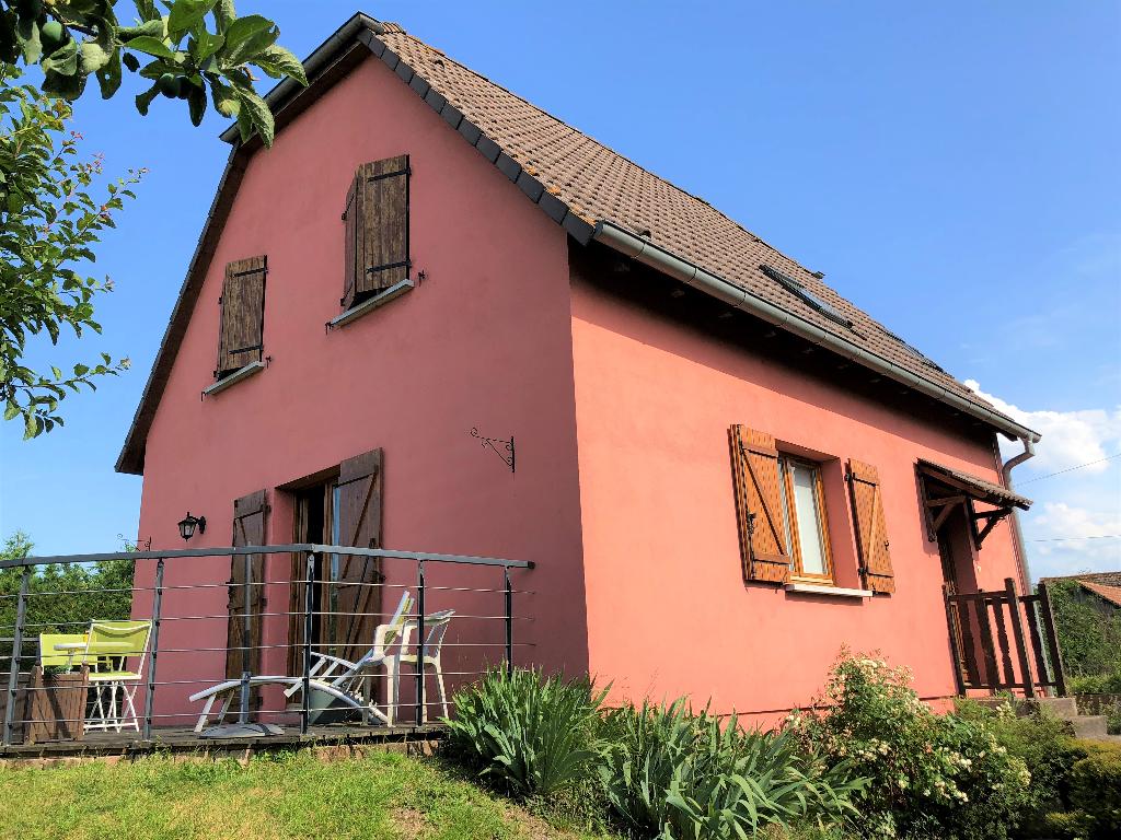 Sympathique maison au calme. – VENDU ! –