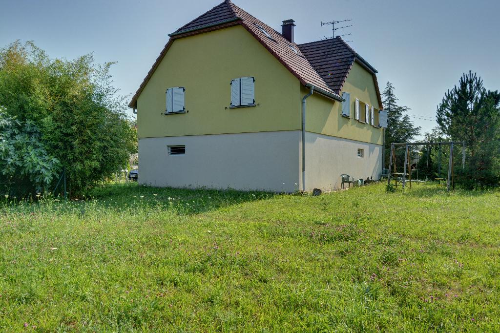 Houssen : Maison de 150 m2 sur 7 ares – VENDU ! –