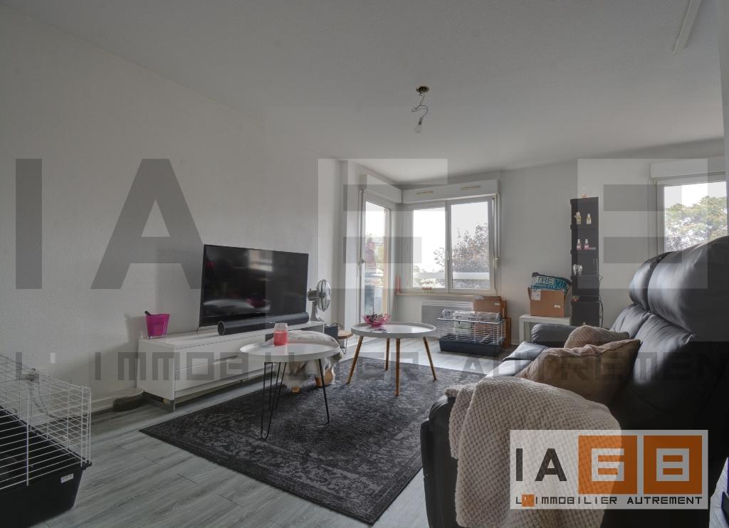 Appartement  F2 Quartier Saint-Joseph à Colmar  560 euros cc – LOUÉ ! –