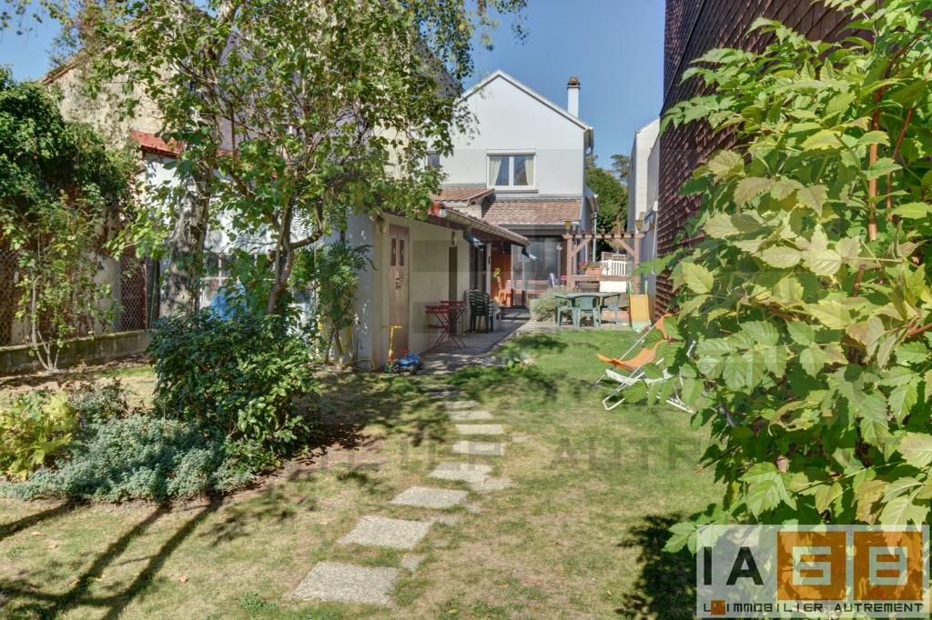 Colmar Ouest : Maison avec jardin – VENDU ! –