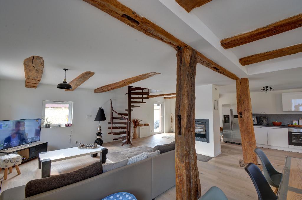 Maison  rénovée Marckolsheim 6 pièce(s) 140 m² – VENDU ! –
