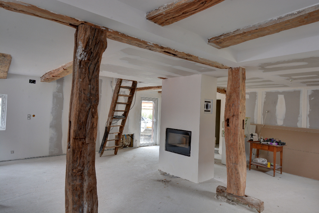 Maison  rénovée Marckolsheim 6 pièce(s) 140 m2