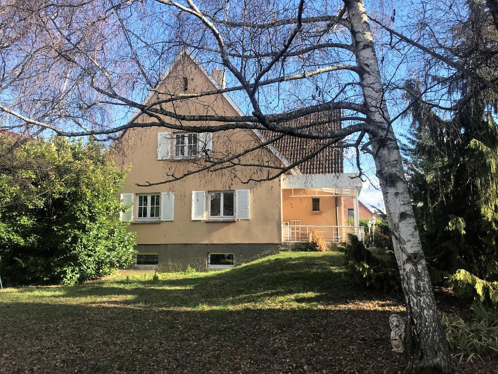 Sur 1300 m2-MAGNIFIQUE maison au pied des vignes