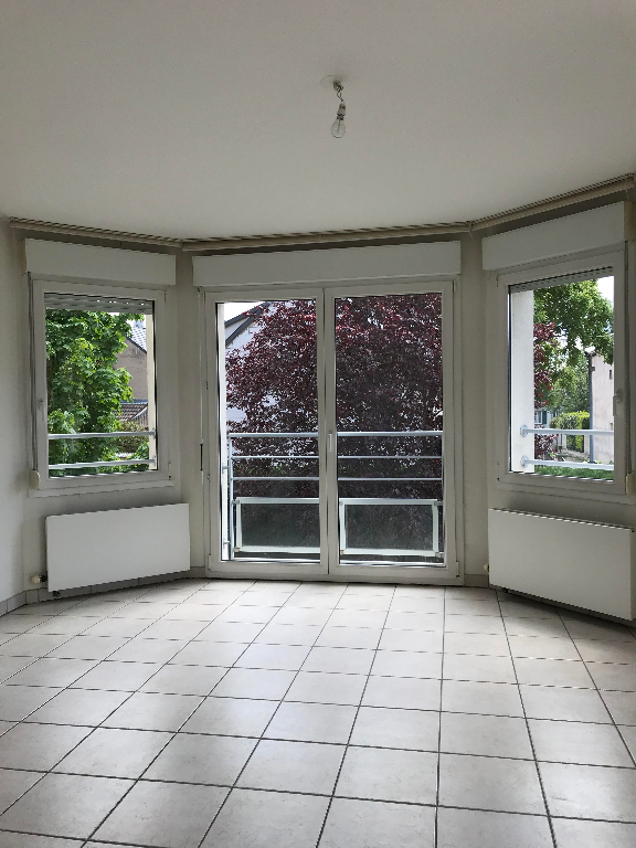 COLMAR 15 mn du centre F3-balcon-garage – VENDU ! –