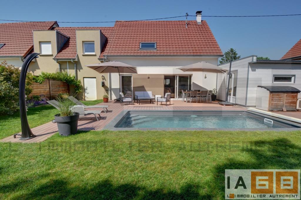 Maison Holtzwihr 6 pièce(s) 138 m2 – VENDU ! –