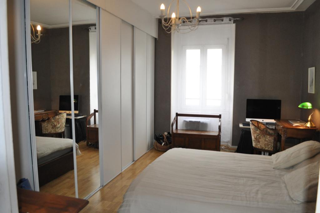 Appartement esprit bourgeois centre de Mulhouse – VENDU ! –