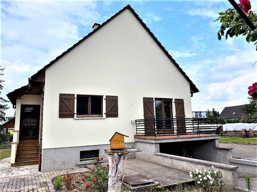 EXCLUIA68- sur 770 m2 Maison sur sous-sol évolutive. – VENDU ! –