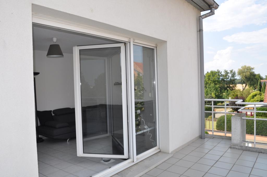 Appartement T2 avec terrasse Morschwiller le Bas – VENDU ! –
