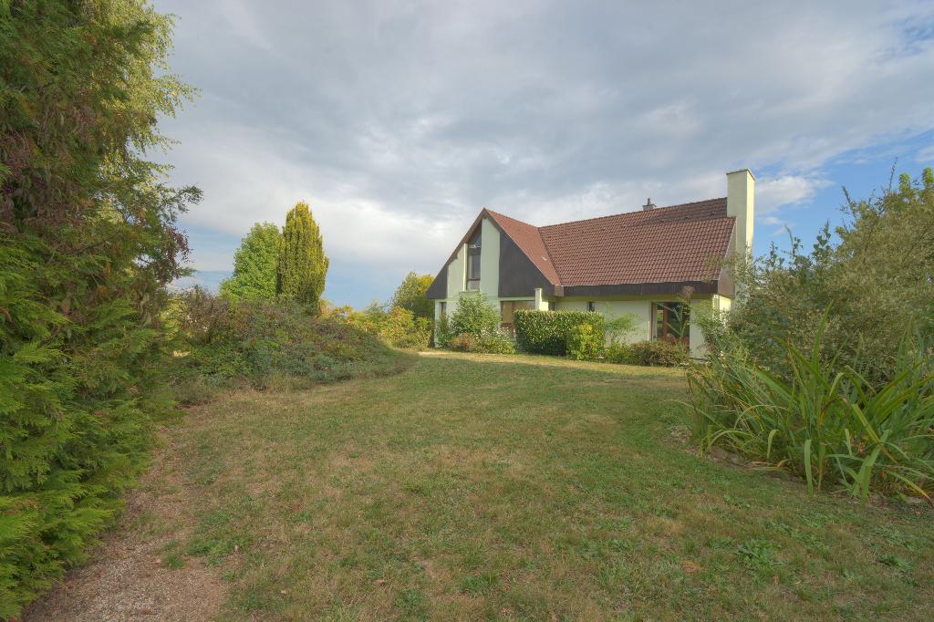 EXCLUIA68-Maison d'Architecte à Brechaumont 8 pièce(s) 270 m2 – VENDU ! –