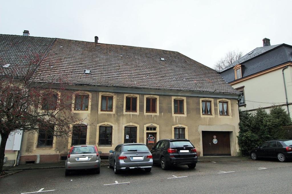 EXCLU IA68- Grande maison de ville à Sainte Marie aux Mines.
