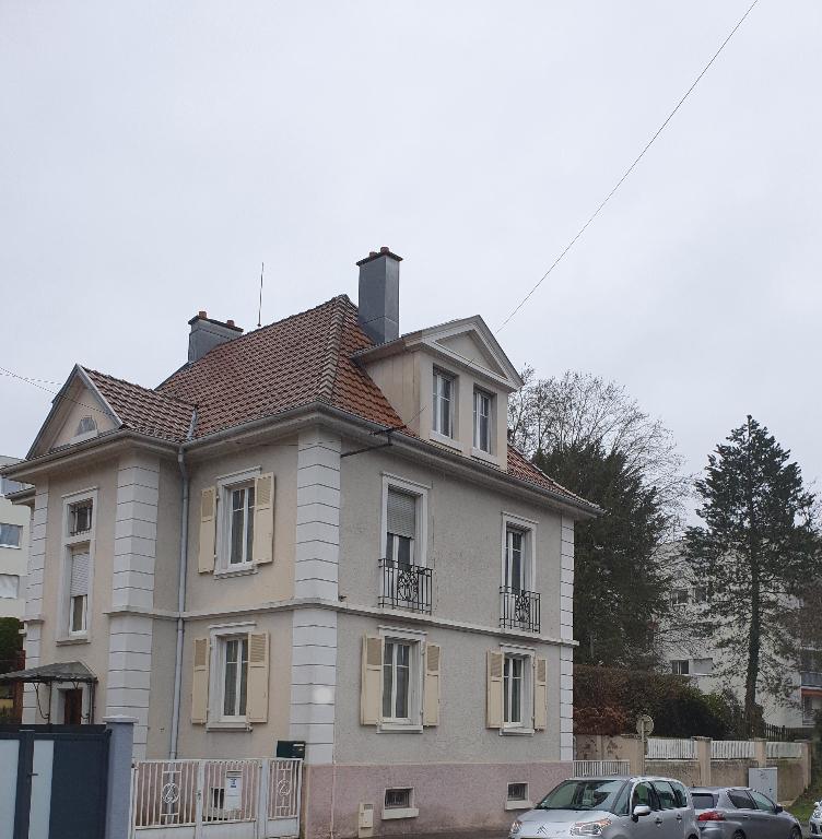 EXCLU IA68 : Belle maison de Maître Mulhouse Dornach