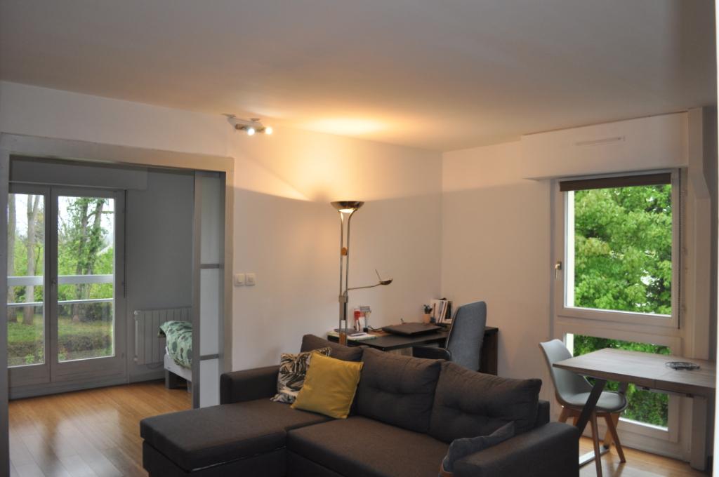 EXCLUIA68- RIEDISHEIM- Bell appartement T2 lumineux – LOUÉ ! –